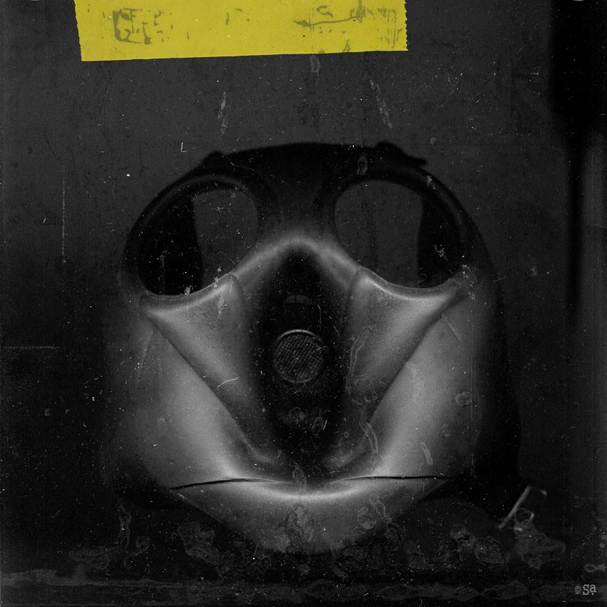 Sans titre en jaune 2008/2010 © S.A