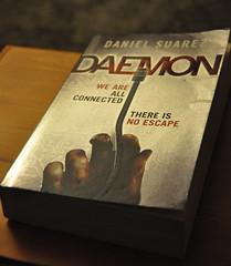 Latest Book, Daemon By Daniel Suarez