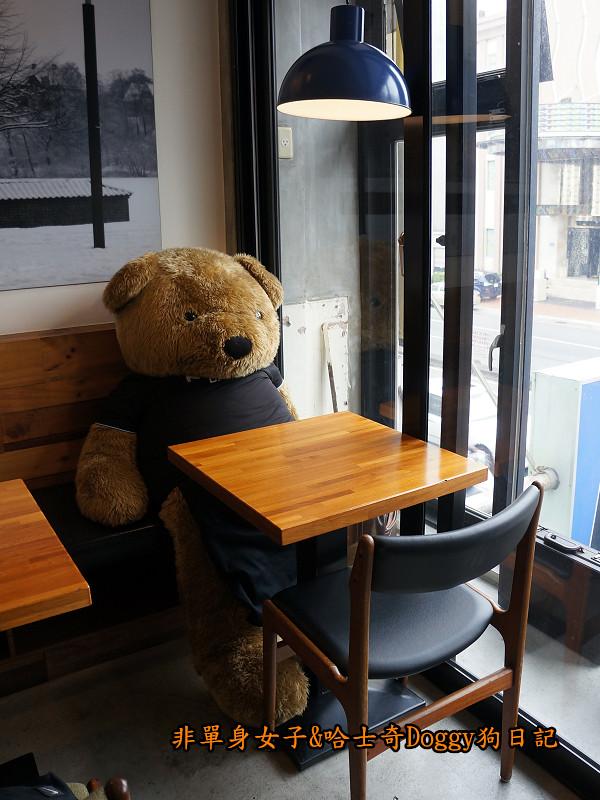 台中早午餐熊抱尼克咖啡5號店06