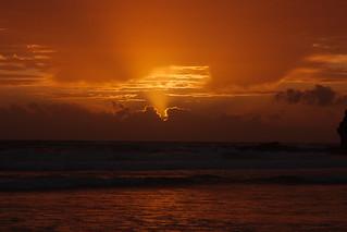 Image of  Rarawa Beach.