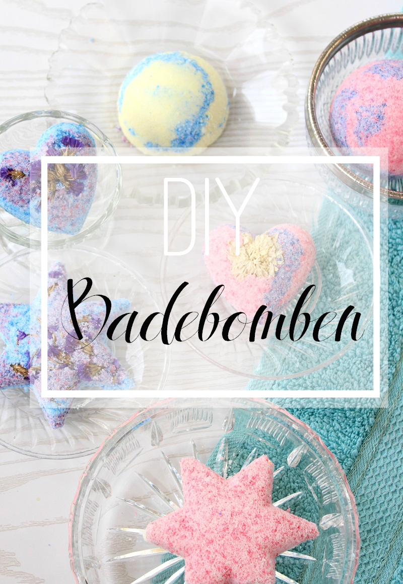 Diy Badebomben All I Want Is Everything