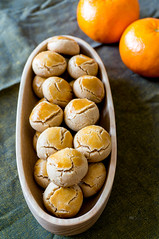 Chinese Peanut Butter Cookies