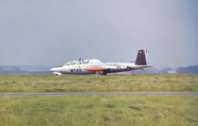 MT40 CM-170R Magister Arrive