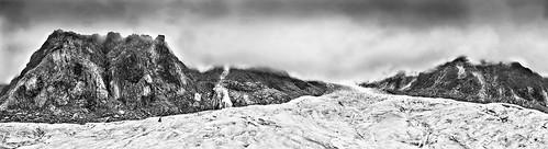 blackandwhite bw mountain art ice nature canon landscape photography nz capture bnw 2015 canon5dmiii 5dmiii