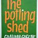 Graham Greene: The Potting Shed by alexisorloff