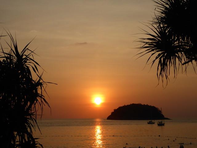 sunrise katabeach