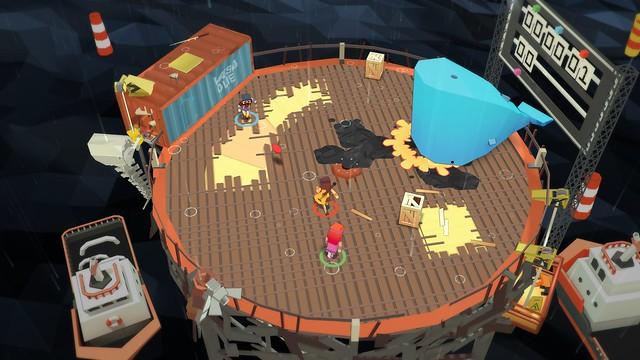stickbold un juego de deportes para PS4 que tenddrá cooperativo