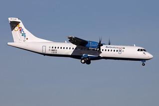 5 février 2016 - BAHAMASAIR - ATR 72-600 F-WWEU c/n 1314 - LFBO - TLS