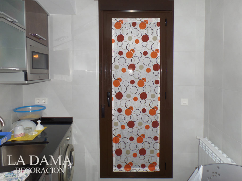 Fotograf As De Cortinas De Cocina La Dama Decoraci N