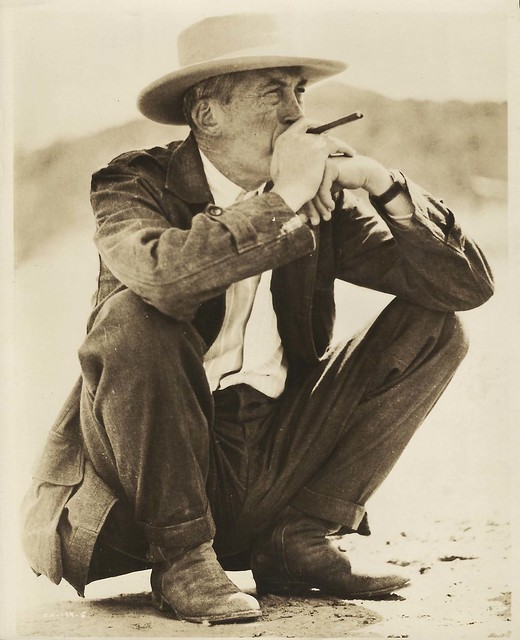The Unforgiven - Backstage - John Huston