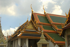 Thai Style roofs