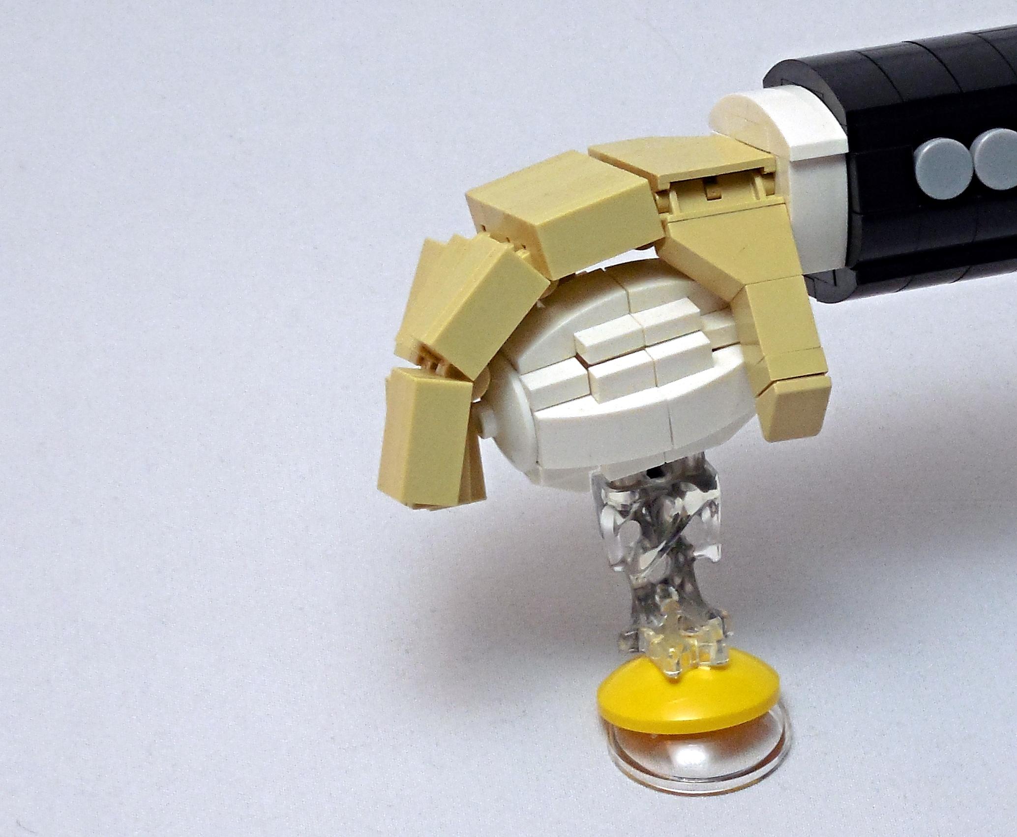 LEGO® MOC by Vitreolum: Eggsy