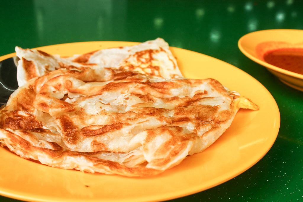 Cheap Eats in Woodlands: Al- Ameen Eating House - Prata