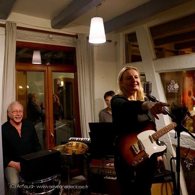 Concert Le cat'sy Strasbourg