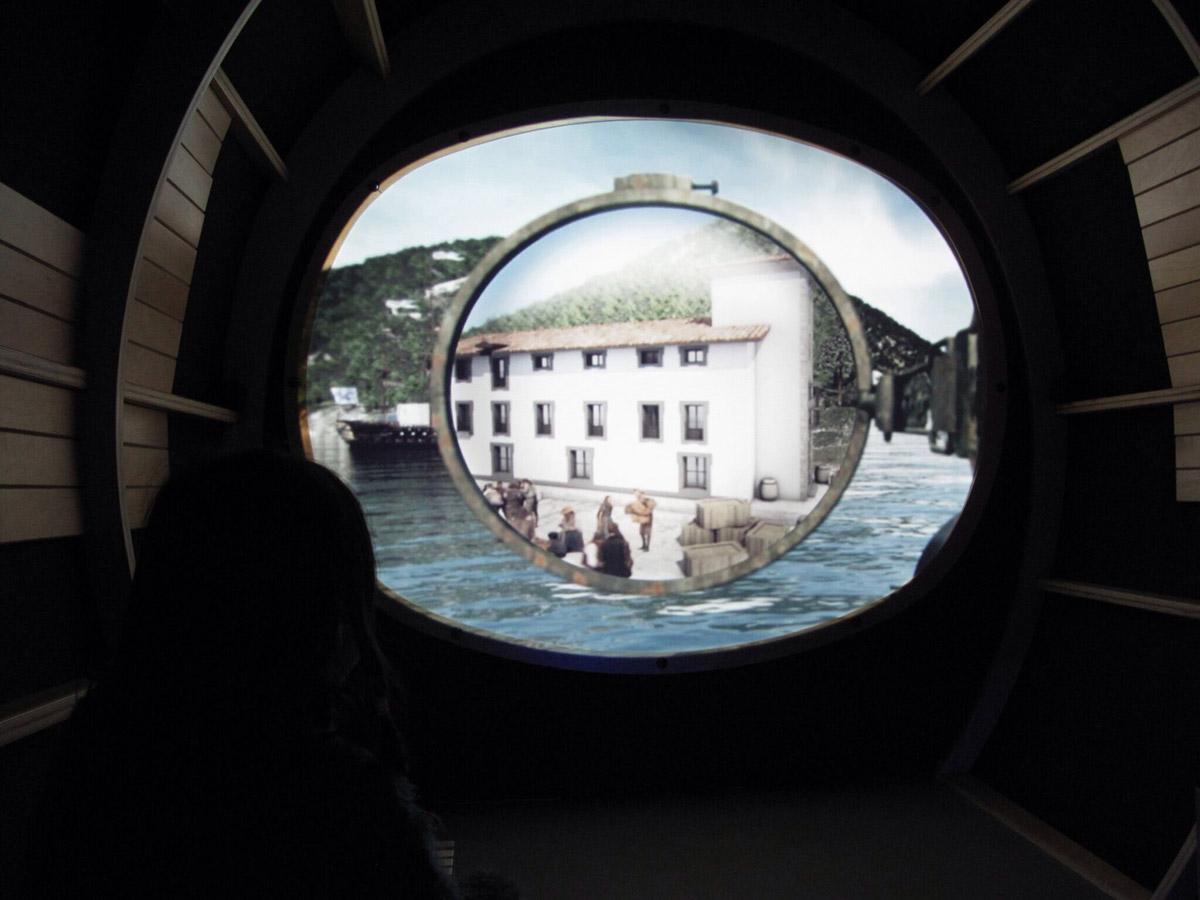 Untzi Museoa-Museo Naval_patrimonio casa torre_consulado