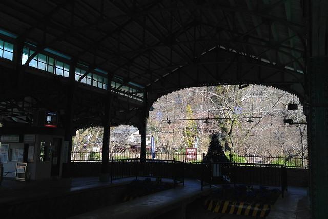 2016/01 叡山電車八瀬比叡山口駅 #08