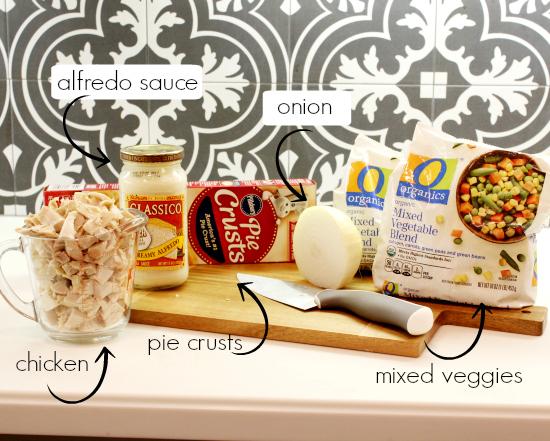 Hi Sugarplum | Easy Chicken Pot Pie Recipe