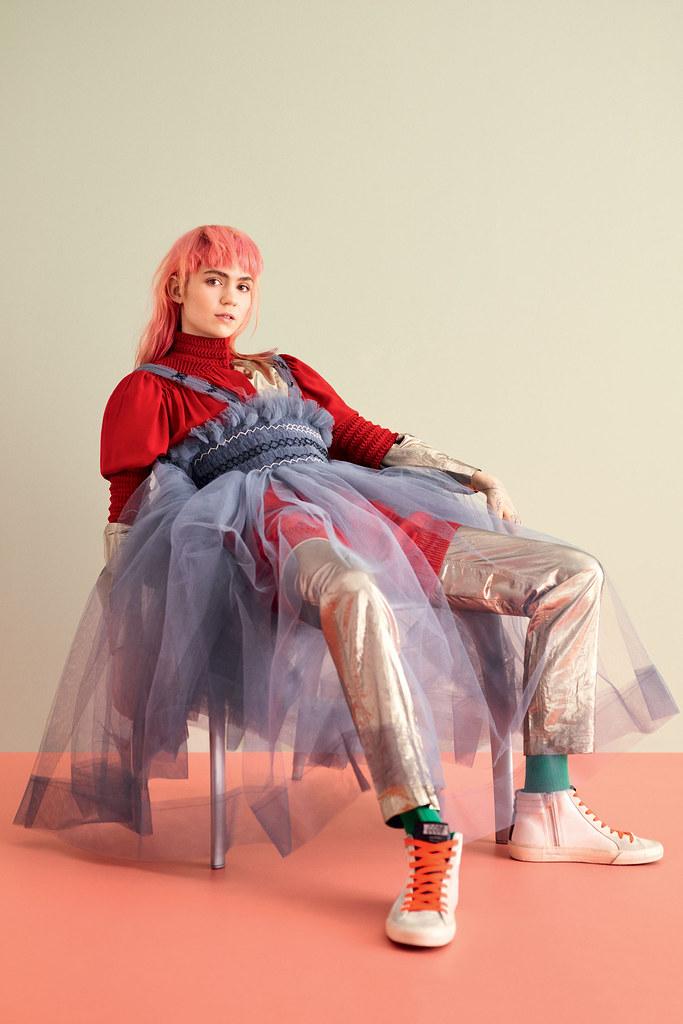 Граймс — Фотосессия для «Teen Vogue» 2016 – 5
