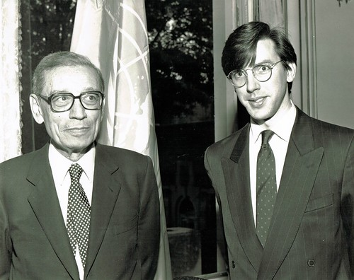 Beatrice Rangel: The Americas from Boutros Boutros-Ghali to Ban Ki Moon!
