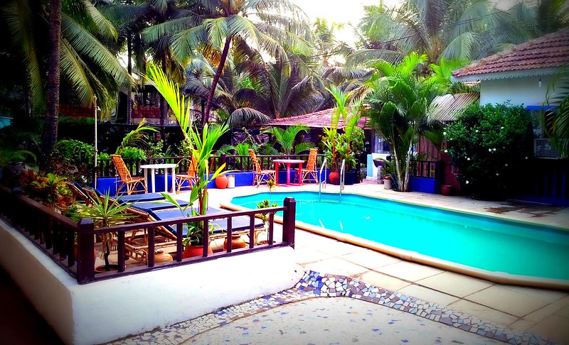 Budget Hotel with Pool & Modern Facilities in Goa - 3 Star