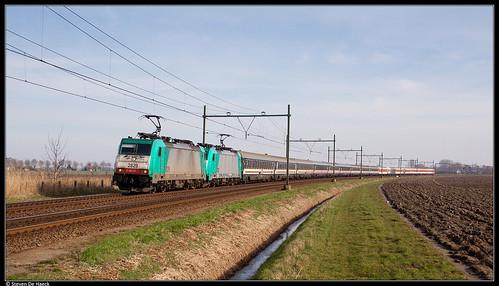 austria nederland dordrecht express brussel zuid noordbrabant roosendaal nmbs zams landeck zevenbergen sncb treski hle28 railpromo