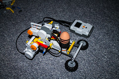 Lego NXT Egg Decorator