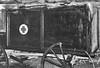 Desinfektionswagen aus der Zeit der Choleraepidemien 1831 und 1836 (Aufnahme 1977 auf dem Neugässer Friedhof)