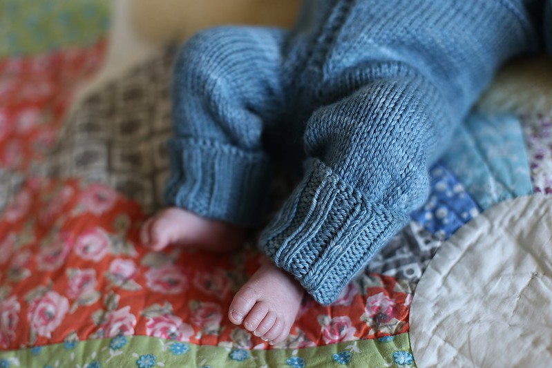 more knits and sweet baby toes