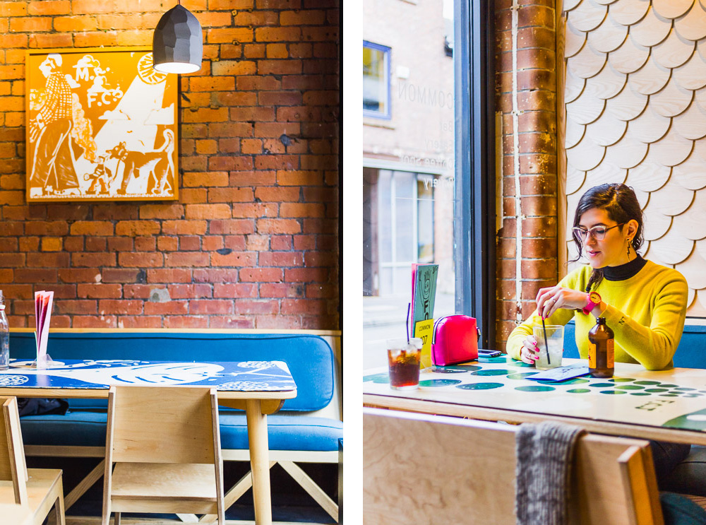 A Place Called Common Manchester cool quirky creative decor