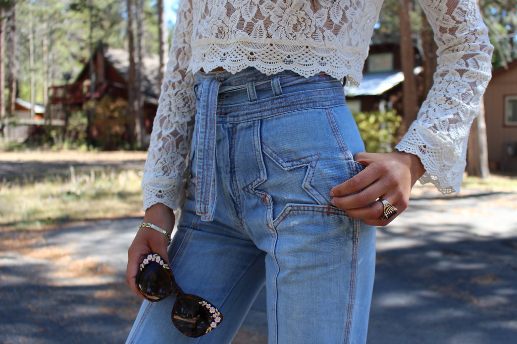 Flares and Lace 5