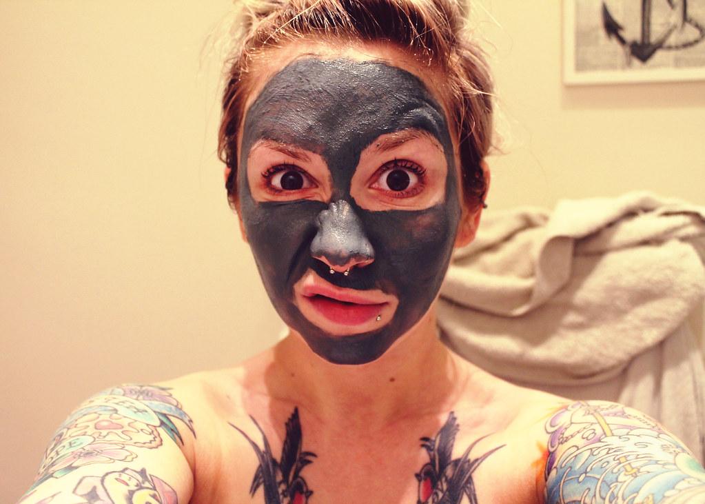 Mud Face Mask