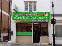 Picture of Don's Cafe, 10 Surrey Street