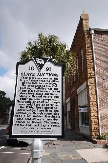 月, 2016-03-21 10:46 - Sign 'Slave Auctions'