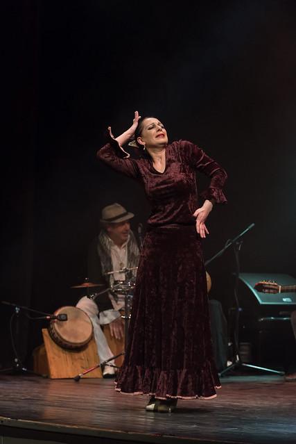 Spanische Nacht mit Flamenco