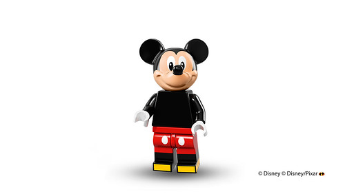 LEGO Collectible Minifigures 71012 - Disney - Mickey