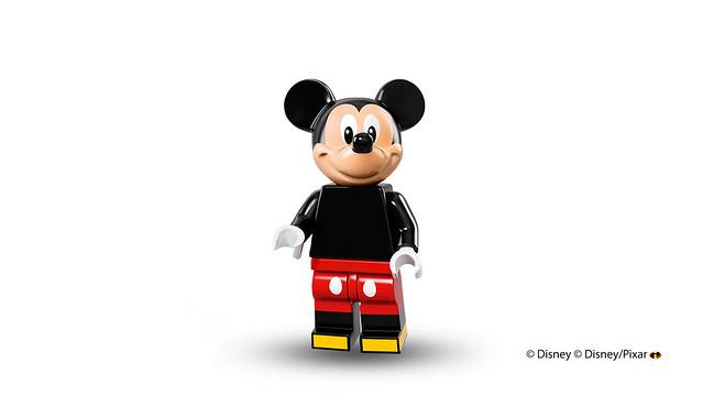 LEGO Collectible Minifigures 71012 - Disney - Mickey
