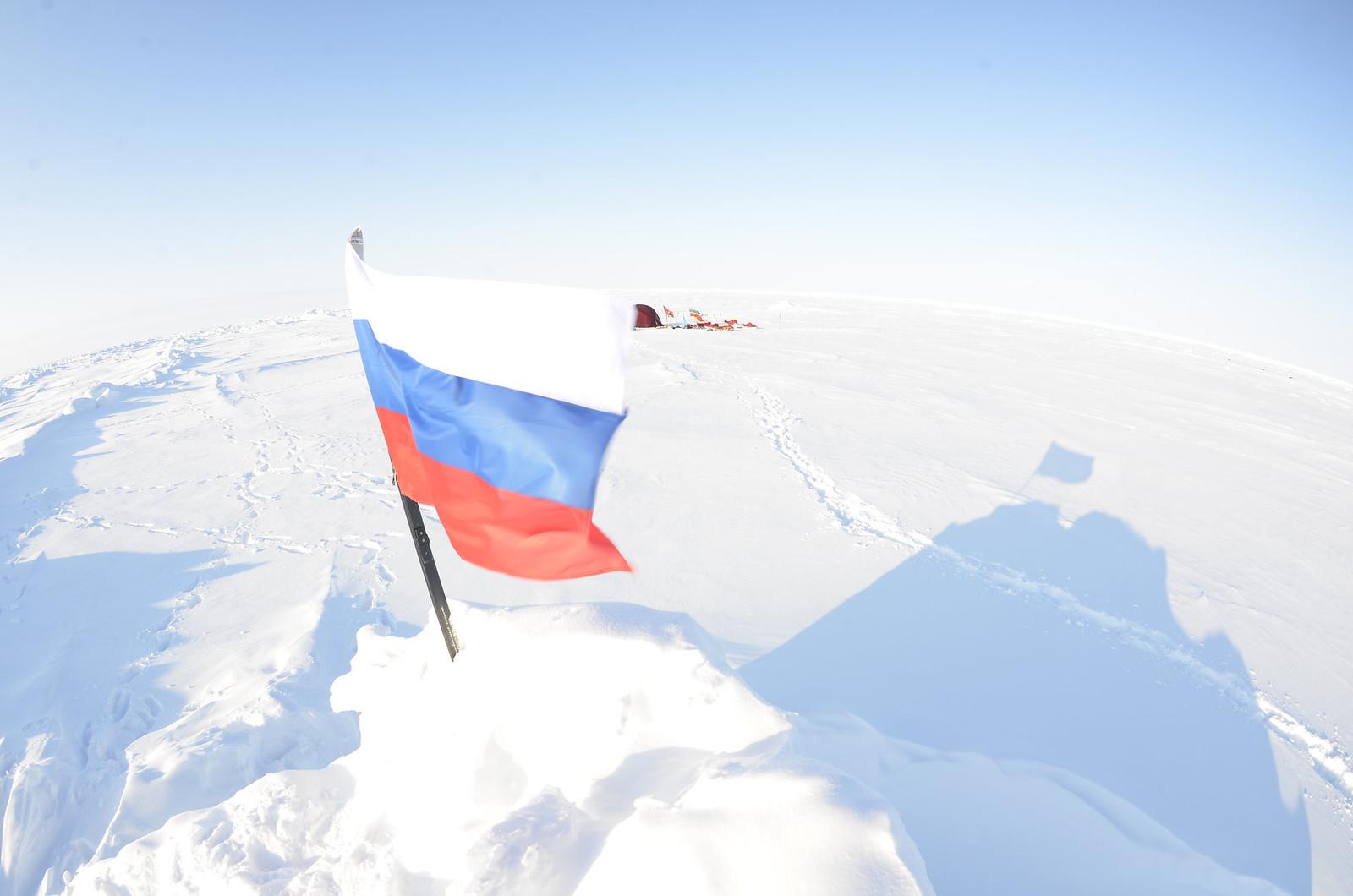 Экспедиции на Северный и Южный полюс