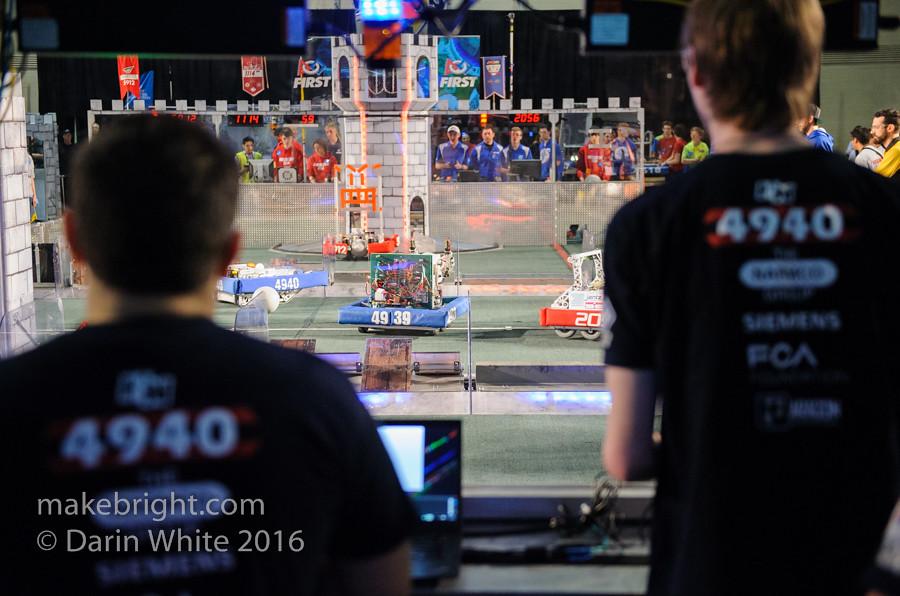 FIRST Robotics Regionals - UW - April 2016 468