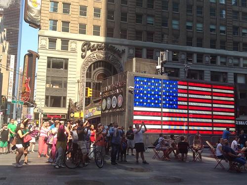 Times Square. NYC Ug2015. Nueva York