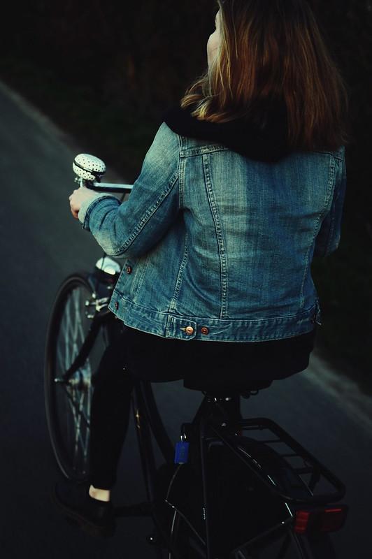 Fotografie Sommer Fahrrad