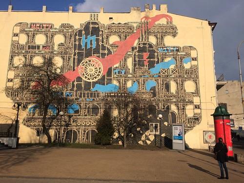 Street Art in Lodz