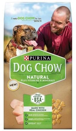 Purina Dog Chow Natural
