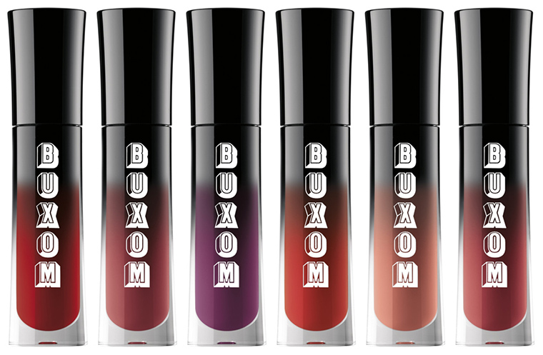Buxom Wildly Whipped Lightweight Liquid Lipstick Review and Swatches