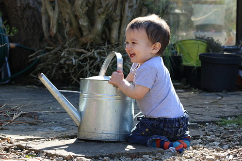 Yay watering can