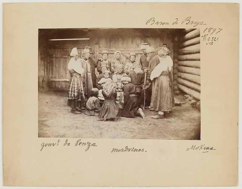 1896-1897. 68 phot. de Russie d'Europe  par le baron de Baye (12)