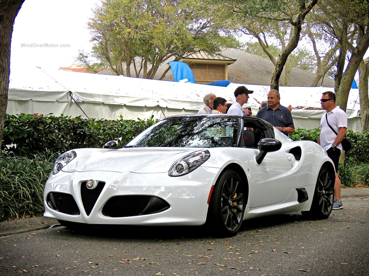 Alfa Romeo 4C Spider Review 5