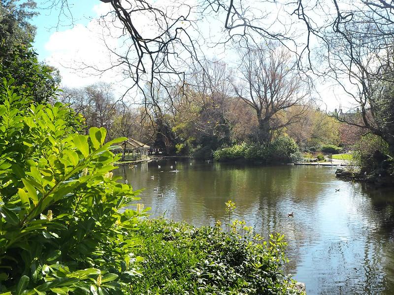 ststephensgreenP4171809, st stephens green, keskuspuisto, pääpuisto, central park, main park, ireland, irlanti, dublin, city centre, keskusta, lampi, vihreys, green, pond, trees,