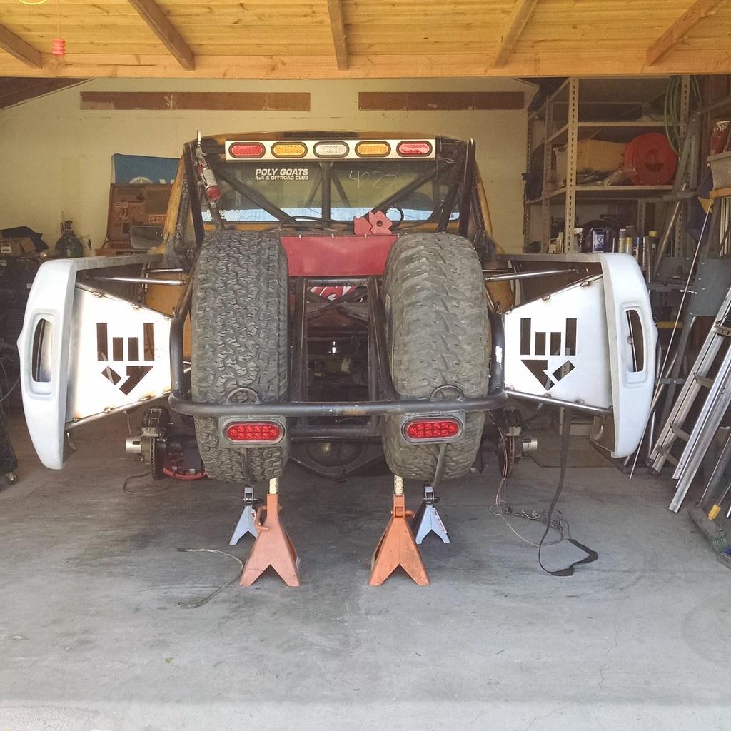 Desert Play Truck