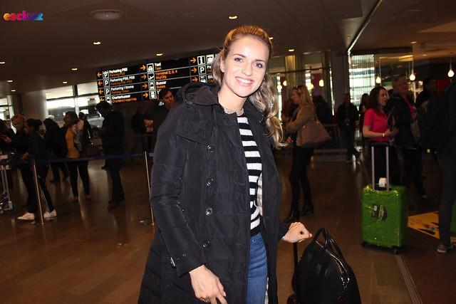 Czech Republic arrive at Arlanda