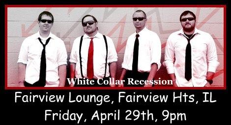 White Collar Recession 4-29-16